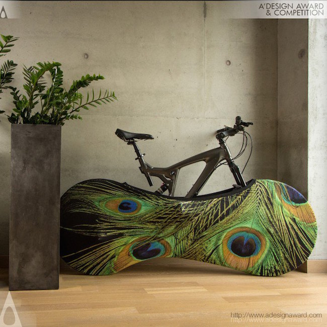 A' Design Award Winners - VELO SOCK Bicycle Storage