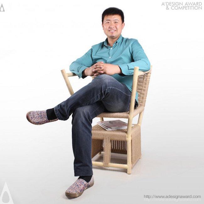 A' Design Award Winners - 'Grow Up' Multifunctional Chair