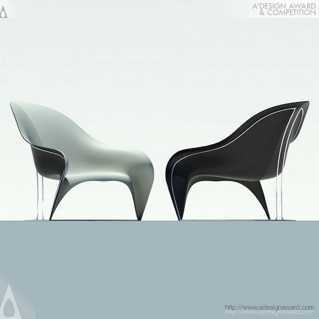 A' Design Award Winners - Leaf Chair