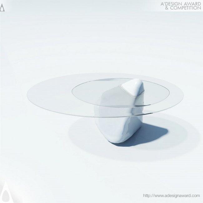 A' Design Award Winners - Iceberg Table