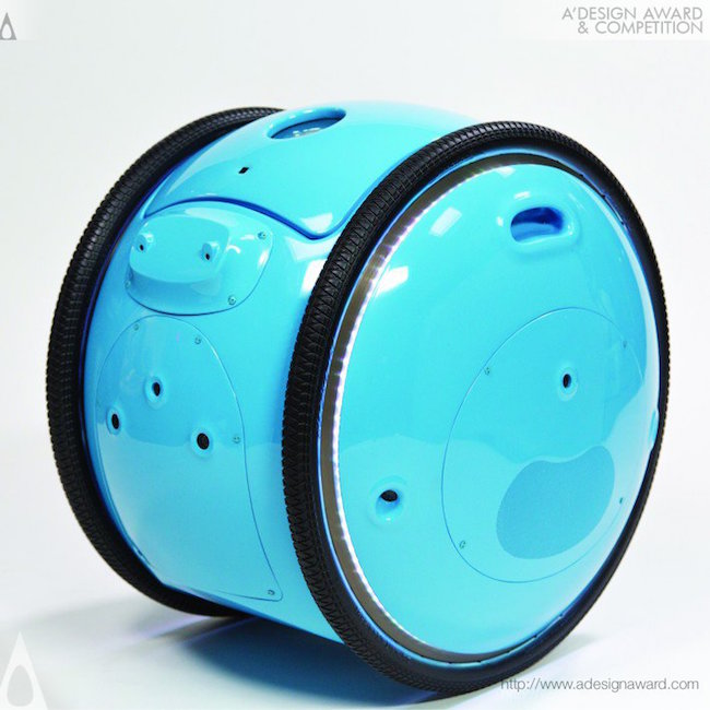 A' Design Award Winners - Gita Robotic Vehicle