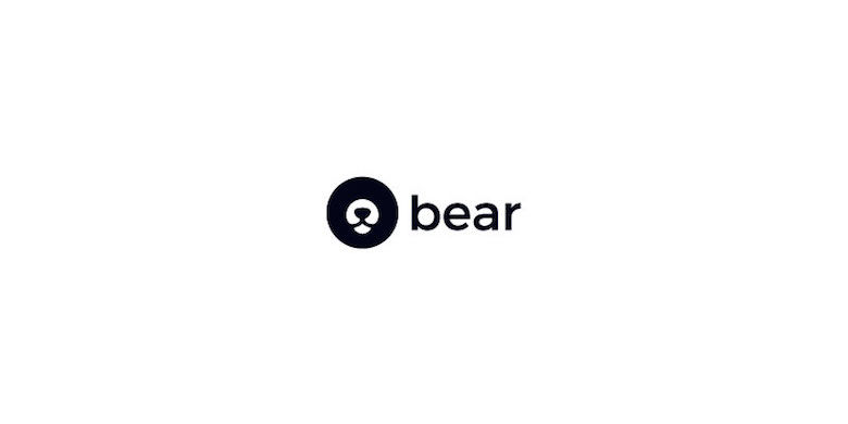 Creative Minimal Logos For Design Inspiration - Bear