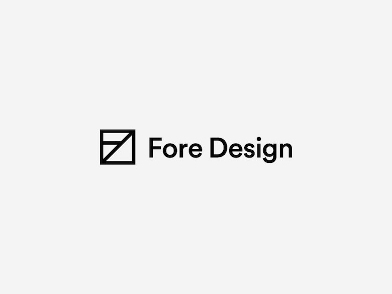 Creative Minimal Logos For Design Inspiration - Fore Design