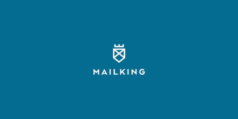 Creative Minimal Logos For Design Inspiration - Mail King