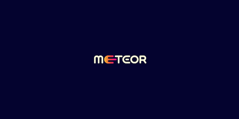 Creative Minimal Logos For Design Inspiration - Meteor