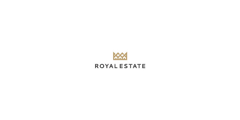 Creative Minimal Logos For Design Inspiration - Royal Estate