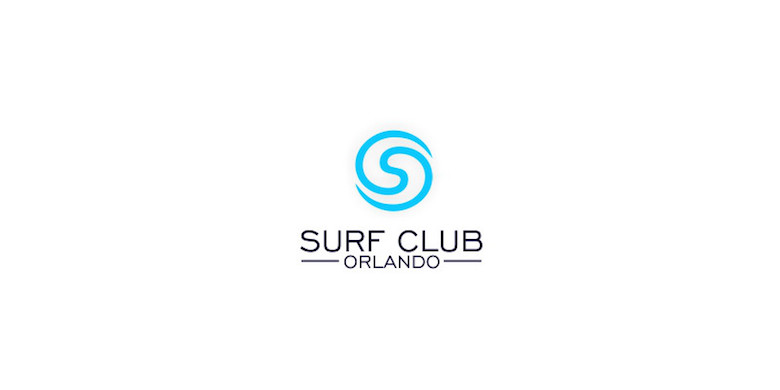 Creative Minimal Logos For Design Inspiration - Surf Club Orlando