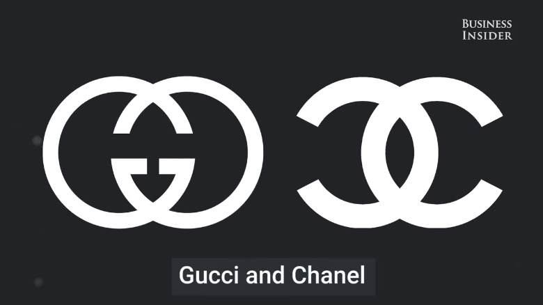 11 Famous Logos That Look Eerily Similar