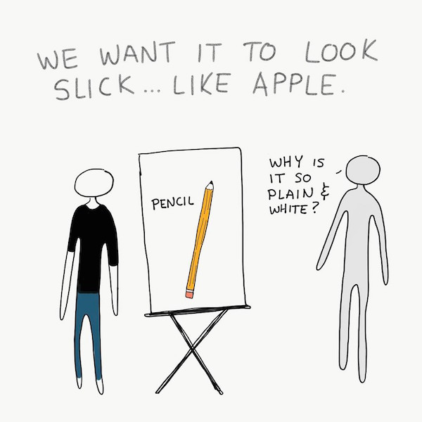 Funny Designer Problems: 100 Days of Pencils - 17