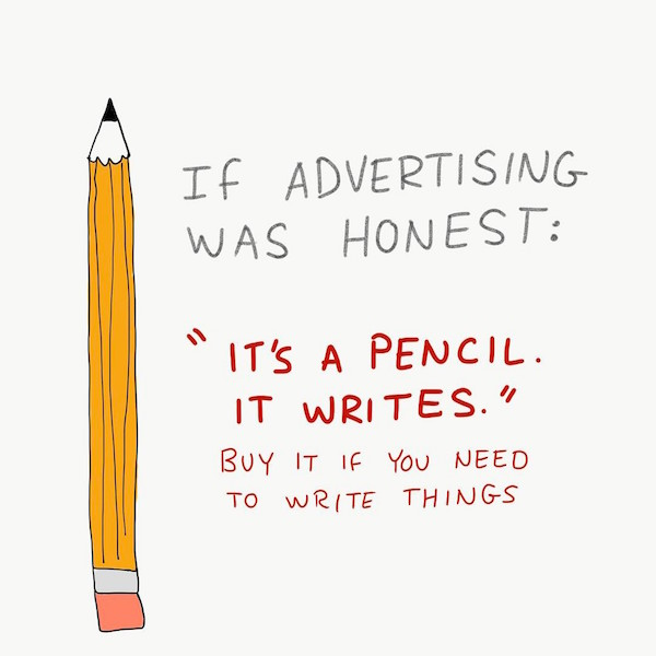 Funny Designer Problems: 100 Days of Pencils - 19