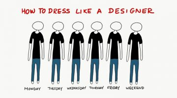 This Artist Is Drawing One Designer Problem Everyday For 100 Days, And They're Hilarious