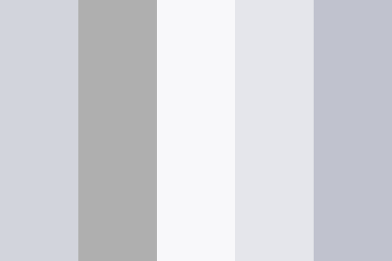 Beautiful color palettes, combinations and schemes - Grey Lavender Colors