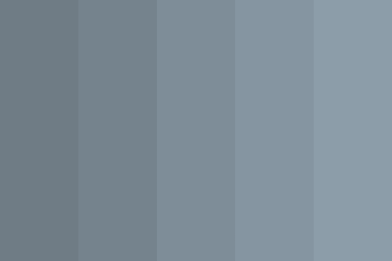 Beautiful color palettes, combinations and schemes - Greyso
