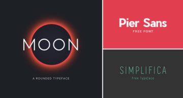25 Gorgeous Free Fonts For Your Next Design Project