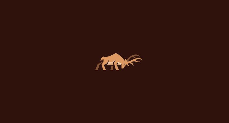 Charging Animal Logos - 3