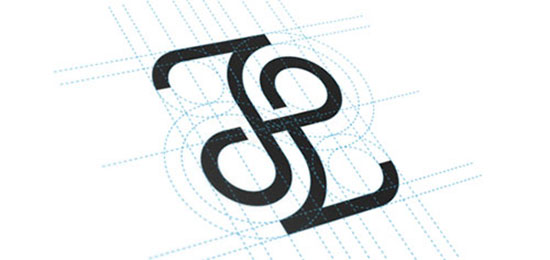 Creative monogram logos for design inspiration - 11
