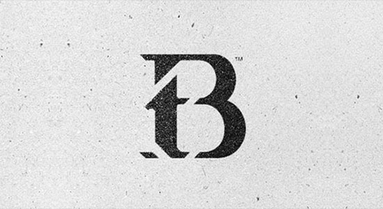 Creative monogram logos for design inspiration - 24