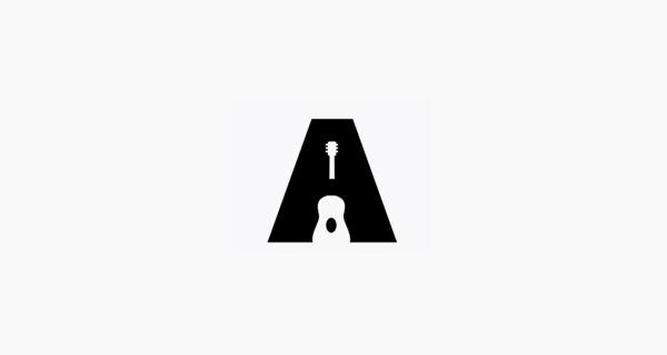 Creative single-letter logo designs - A. Guitar Company