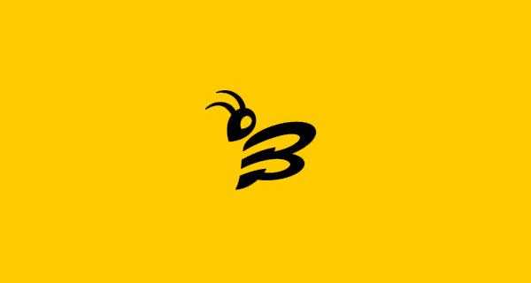 Creative single-letter logo designs - Bee Creative Studios