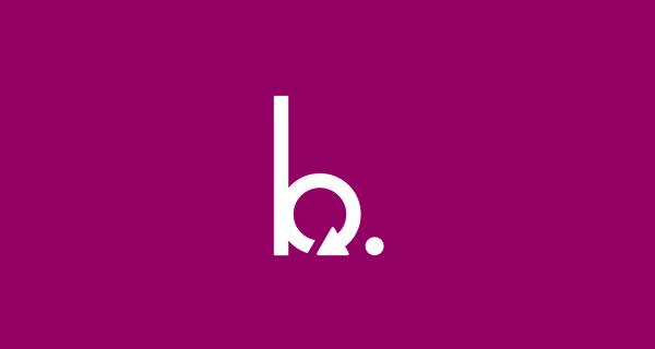 Creative single-letter logo designs - Blend
