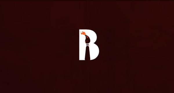 Creative single-letter logo designs - Brown & Co.