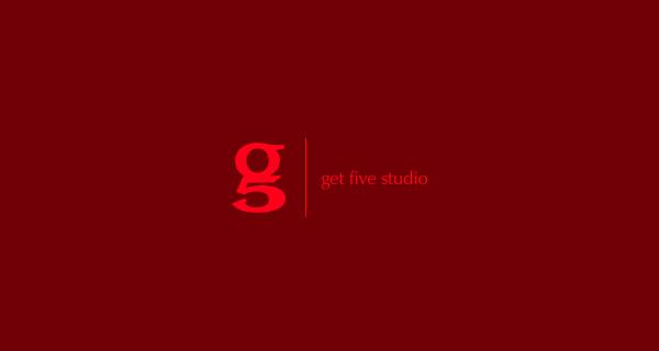 Creative single-letter logo designs - Get Five Studio