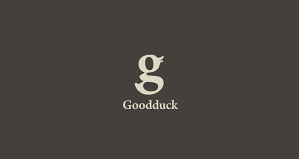 Creative single-letter logo designs - Goodduck