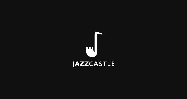 Creative single-letter logo designs - Jazz Castle