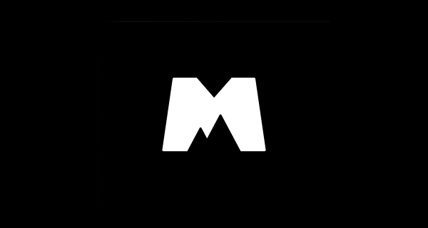Creative single-letter logo designs - Mountain