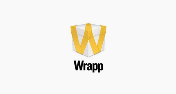 Creative single-letter logo designs - Wrapp