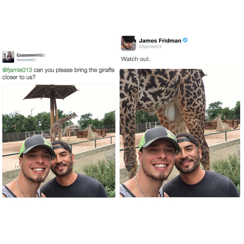 Funny Photoshop pictures, trolls, requests, edits by James Fridman - 1