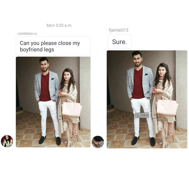 Funny Photoshop pictures, trolls, requests, edits by James Fridman - 2