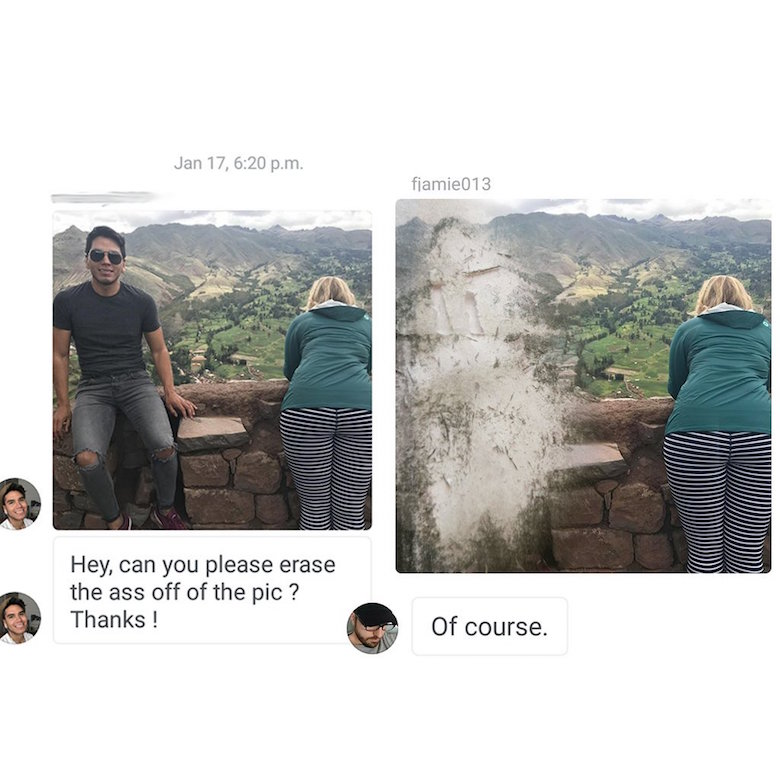 Funny Photoshop pictures, trolls, requests, edits by James Fridman - 3