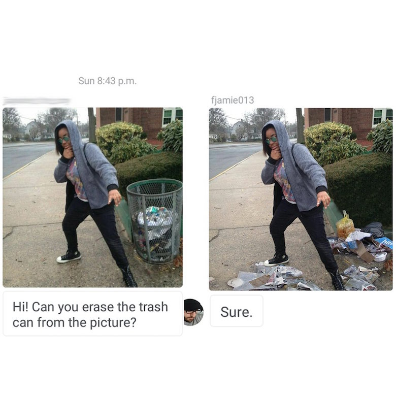 Funny Photoshop pictures, trolls, requests, edits by James Fridman - 6