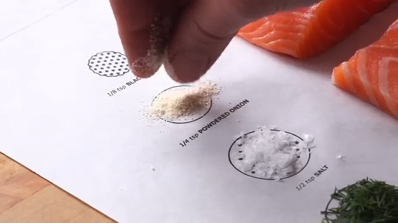 IKEA 'Cook This Paper' Recipe Series - 2