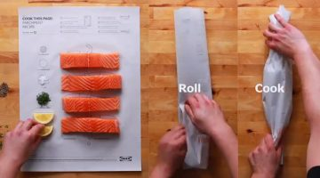 These Brilliant Recipe Posters By IKEA Make Cooking Easier And Fun