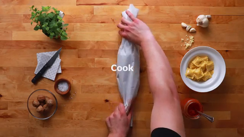 IKEA 'Cook This Paper' Recipe Series - 9