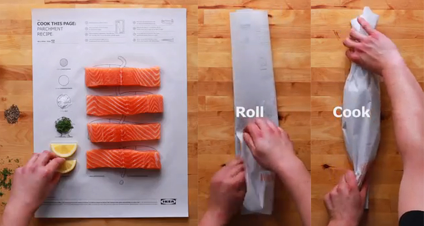 These Brilliant Recipe Posters By Ikea Make Cooking Easier