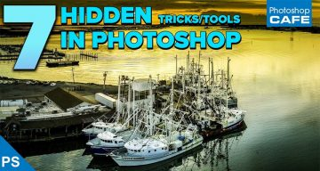 7 Hidden Tricks That Could Change The Way You Use Photoshop