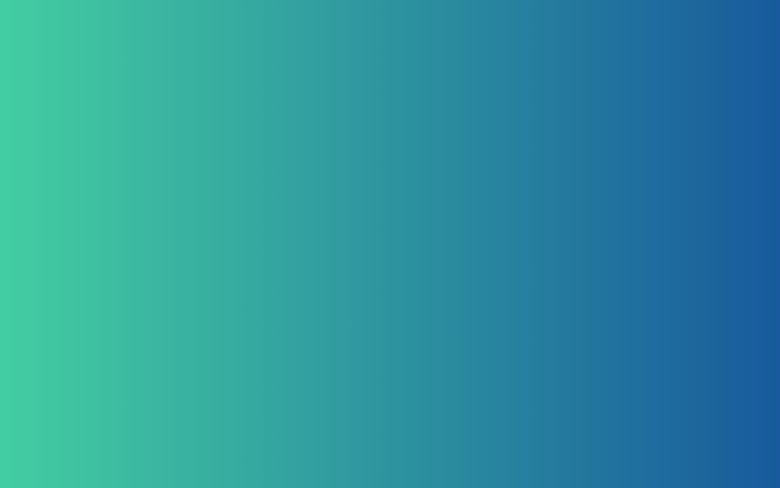 Green & Blue color gradient, shades, background