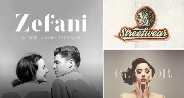 27 Beautiful Free Fonts For Your Next Design Project