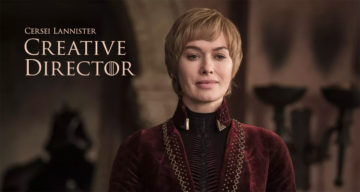 If Game Of Thrones Characters Worked In A Creative Agency, This Is What They Would Do