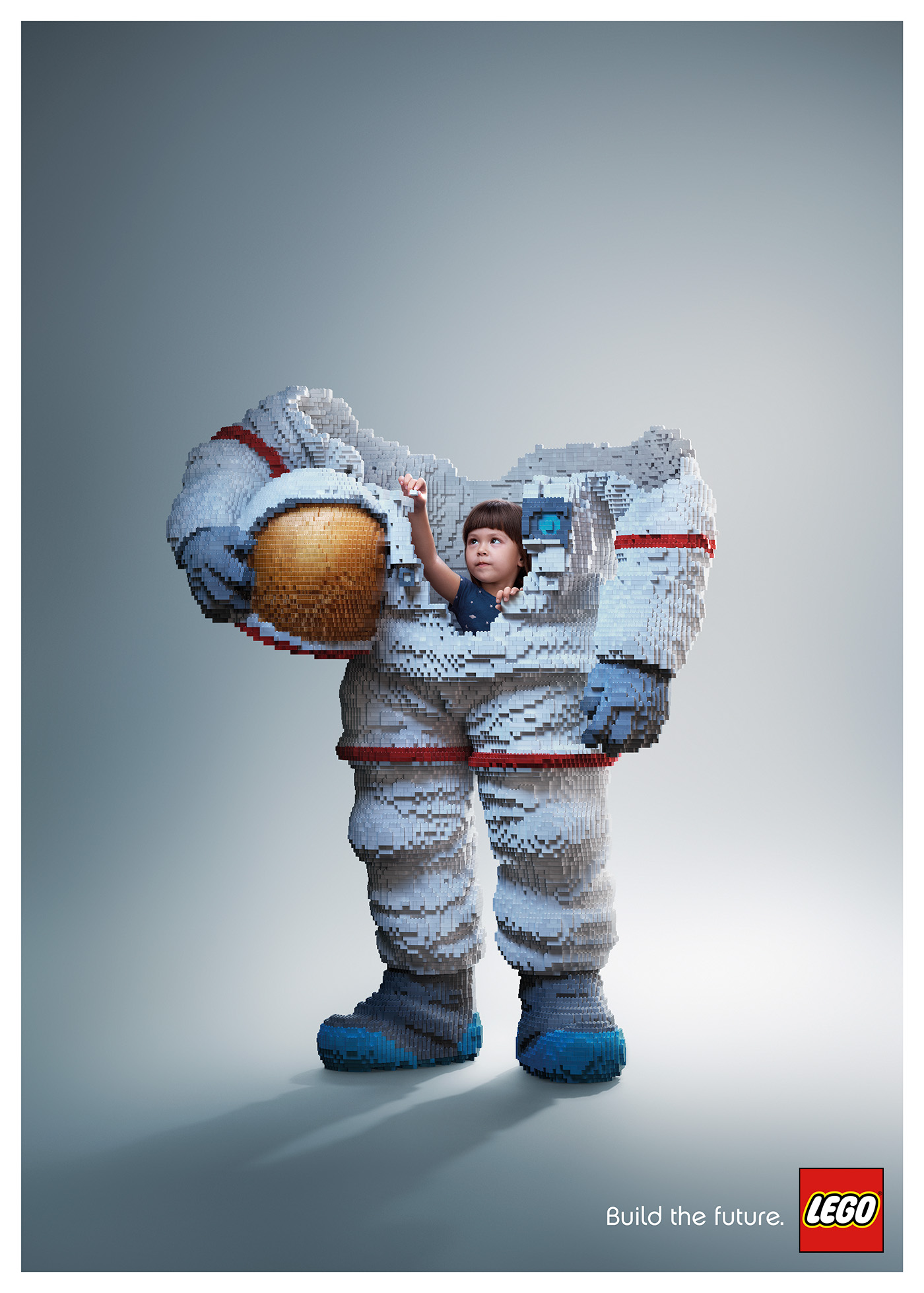 Lego: Build the future - Astronaut