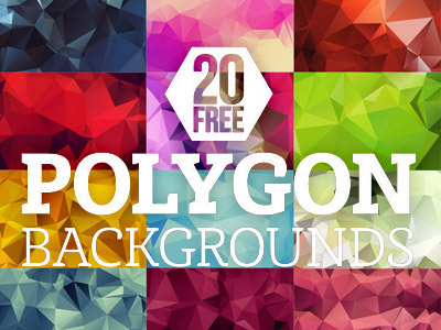 Free HD Backgrounds & Textures: Blurred, Geometric, Polygon - 5