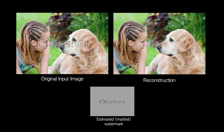 Google Algorithm removes watermarks from stock photos - Result 3