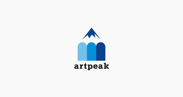 Creative logo designs that use negative space - ArtPeak