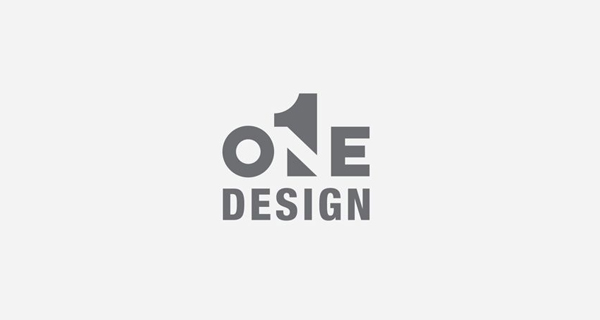 Creative logo designs that use negative space - One Design