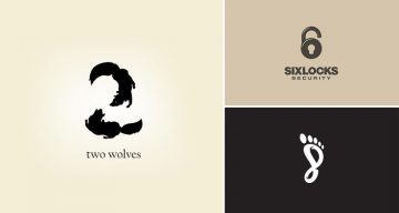 29 Creative Logo Designs That Use Numbers