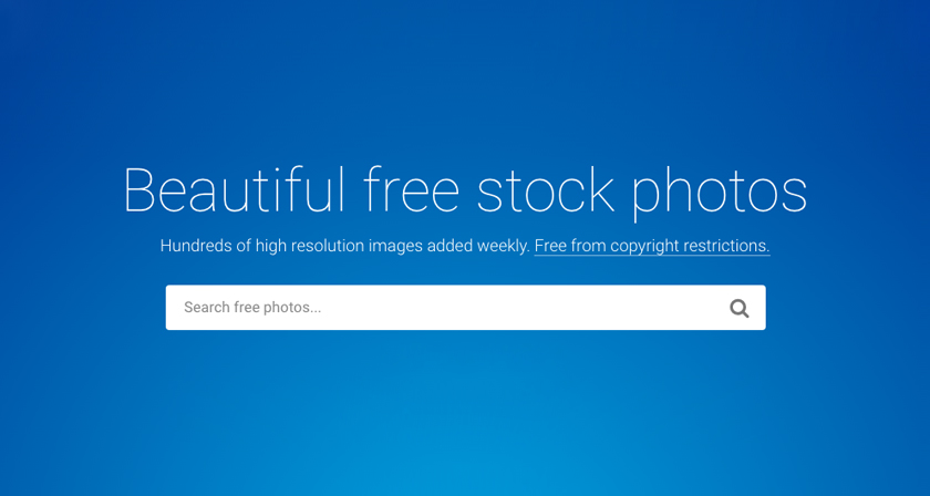 Top 10 Websites To Download Free Photos For Personal And Commercial Use