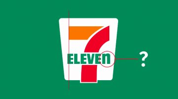 Designer Brilliantly Explains Why 7-Eleven's Symmetrically Flawed Logo Is Not A Design Error